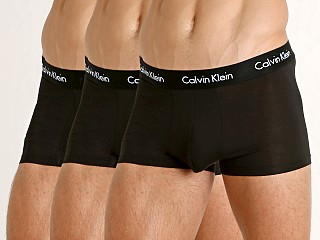 Calvin Klein Body Modal Trunk 3-Pack Black