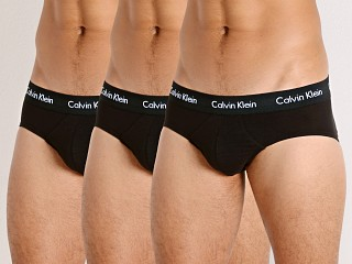 You may also like: Calvin Klein Cotton Stretch Wicking Hip Brief 3-Pack Black