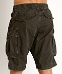 G-Star Rovic Relaxed Bitt Canvas Shorts Raven, view 4