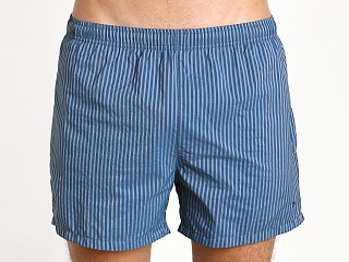 Hugo Boss Tuna Swim Shorts Deep Blue