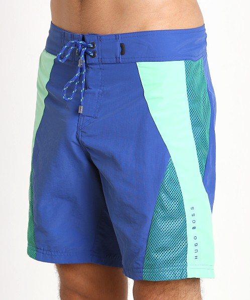 Hugo Boss Wedgefish Swim Blue