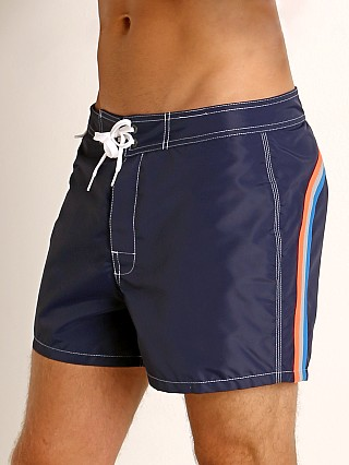 "Sundek 14"" Classic Low-Rise Boardshort Dark Blue #7"