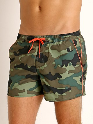 "You may also like: Sundek Coltrane 13"" Elastic Waistband Trunk Deep Forest"