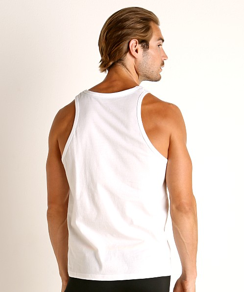 Calvin Klein Pride Edit Tank Top White