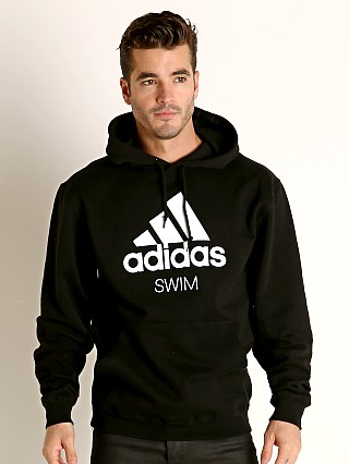 Complete the look: Adidas Swim 10 Oz Fleece Hoodie Black