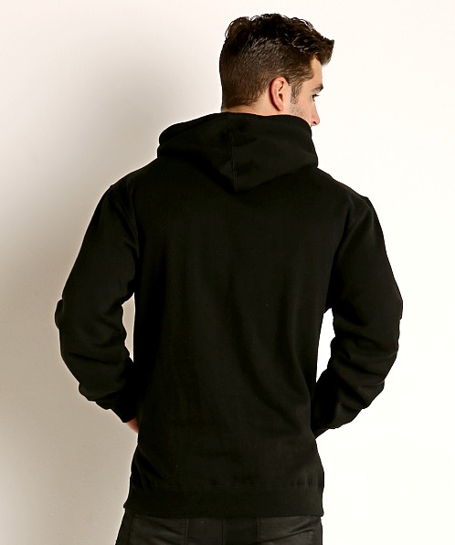 Adidas Swim 10 Oz Fleece Hoodie Black