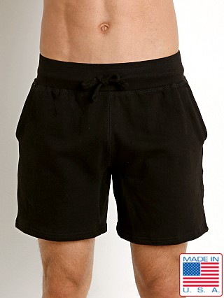 LASC Gym Rat Classic Sweat Short Black
