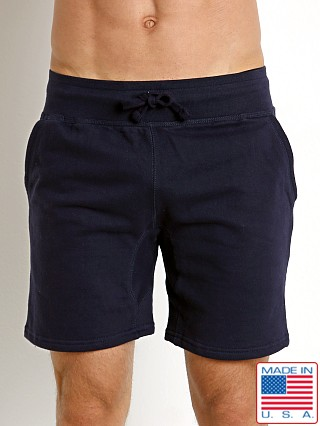LASC Gym Rat Classic Sweat Short Navy