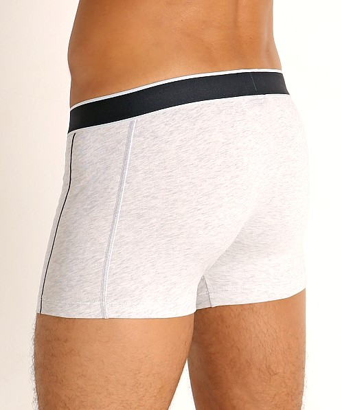 Hugo Boss 24 Logo Trunk Grey