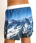 Hugo Boss Springfish Swim Shorts Blue, view 4