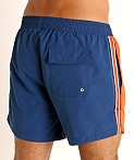 Hugo Boss Bluefin Swim Shorts Orange, view 4