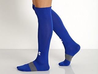 Under Armour Soccer Solid Over-the-Calf Socks Royal