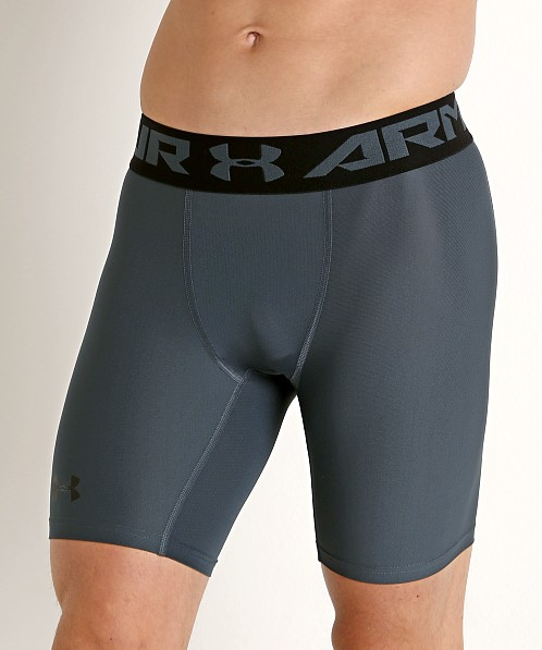Under Armour 2.0 Mesh Front Compression Short Wire