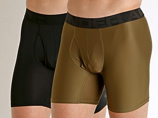 You may also like: Under Armour Tech Mesh Boxerjock 2-Pack Canyon Green