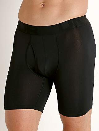 Under Armour Tech Mesh Boxerjock 2-Pack Black
