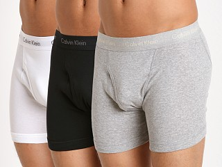 You may also like: Calvin Klein Cotton Classics Boxer Briefs 3-Pack Grey/Wht/Black