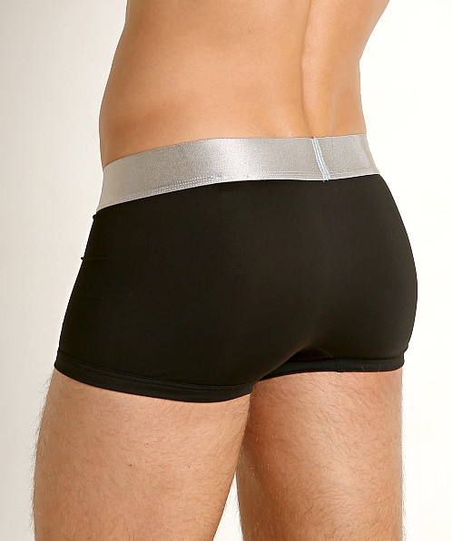 Calvin Klein Steel Micro Low Rise Trunk 3-Pack Black
