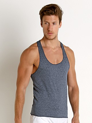 You may also like: LASC Performance Fast Back Tank Top Heather Navy