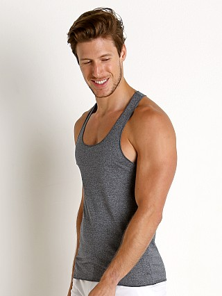 Complete the look: LASC Performance Fast Back Tank Top Heather Silver