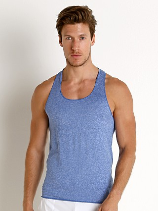 You may also like: LASC Performance Fast Back Tank Top Heather Blue