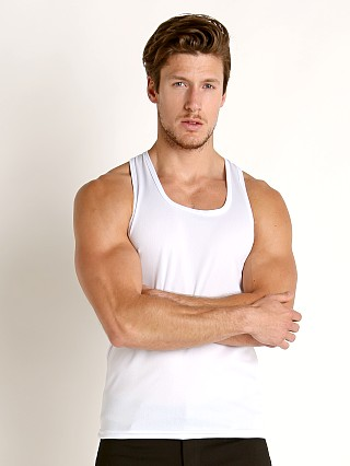 Complete the look: LASC Arena Tank White