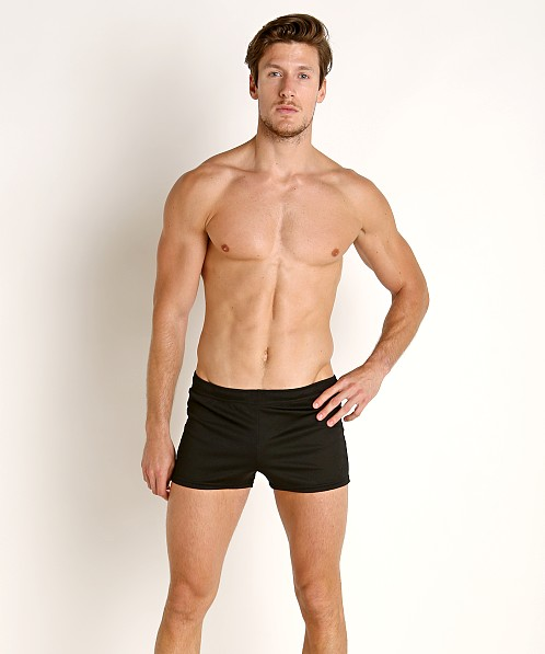 LASC Zip Pocket Short Black