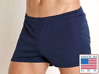 LASC Zip Pocket Short Navy