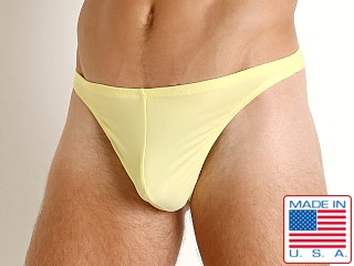 LASC Brazil Swim Thong Butter