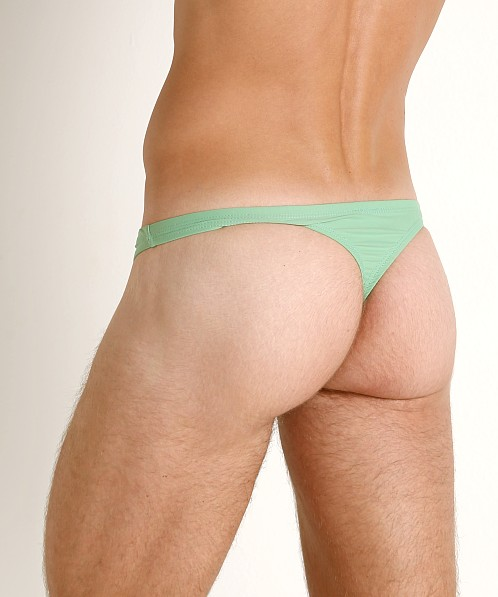 LASC Brazil Swim Thong Mint