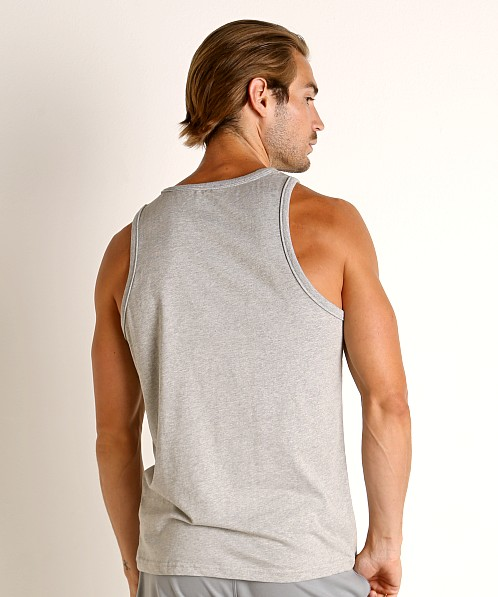 Speedo Vintage Logo Tank Top Heather