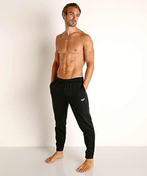 Speedo Swim Team Pant Black