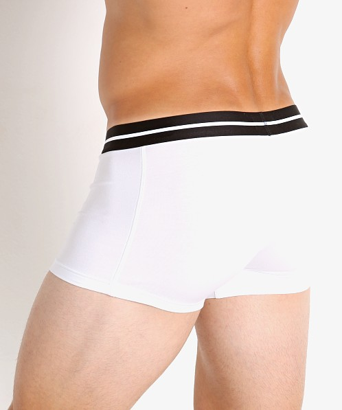 Hugo Boss Trunks 3-Pack Black/White/Black
