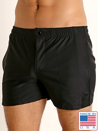 LASC Malibu Swim Shorts Black