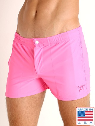 LASC Malibu Swim Shorts Tropic Pink