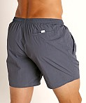 Hugo Boss Octopus Swim Shorts Charcoal, view 4