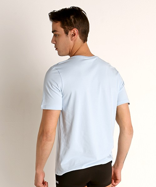 Hugo Boss Mix & Match T-Shirt Baby Blue