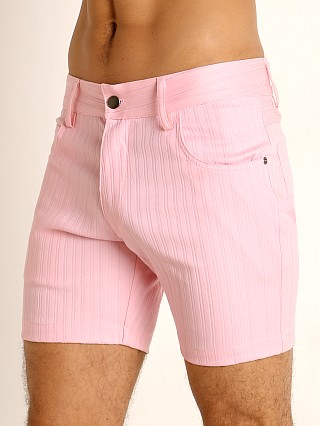 You may also like: LASC Pinstriped Stretch Twill 5-Pocket Shorts Pink