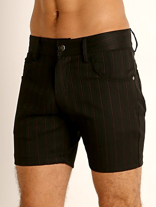 You may also like: LASC Pinstriped Stretch Twill 5-Pocket Shorts Black