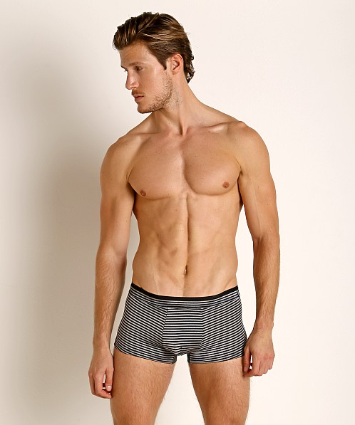 Hugo Boss Finestripe Trunk Black