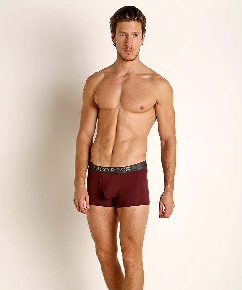 Hugo Boss Identity Trunk Burgundy