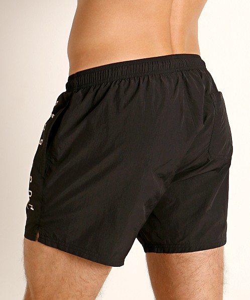 Hugo Boss Icefish Swim Shorts Black