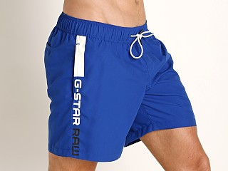 G-Star Dirik Swim Shorts Hudson Blue