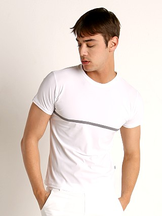 You may also like: Sauvage Luxury Xtra-Life Nylon/Lycra T-Shirt White