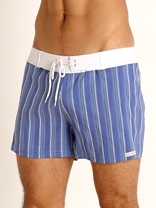 You may also like: Sauvage Retro Lycra Swim Short Royal Stripe