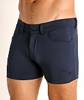 LASC Retroactive Scouting Shorts Navy, view 3