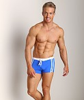 Sauvage Riviera Swim Short Royal, view 2