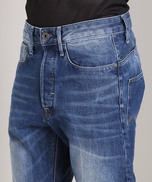 G-Star Type C 3D Loose Tapered Jeans Nuke Denim