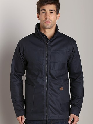 Complete the look: G-Star Faeroes Military Jacket Blue Brace Denim