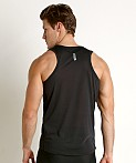 Under Armour Streaker 2.0 Running Tank Top Black/Reflective, view 4