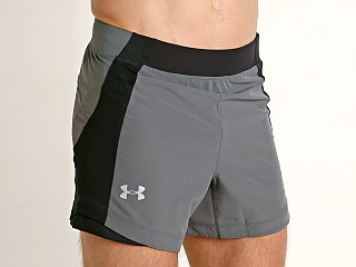 Complete the look: Under Armour Qualifier Speedpocket 5'' Running Short Pitch Gray/